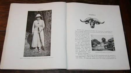 Gautier - 18 000 kilomètres à travers l'Afrique en 1937 - 1942 - EO - Photo 3 - livre de bibliophilie