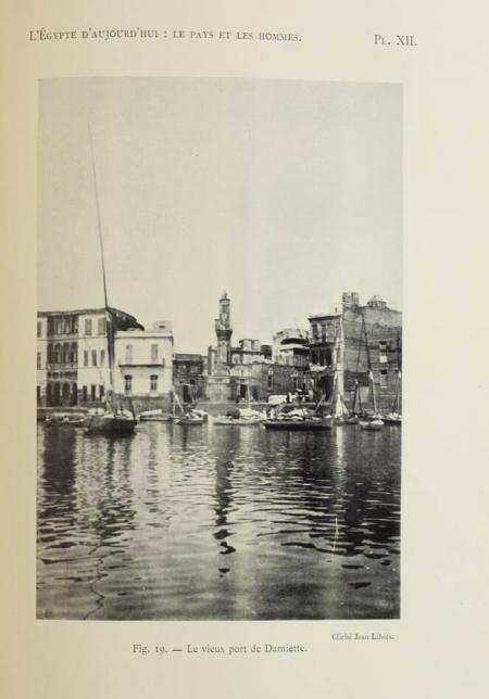 LORIN (Henri). L'Egypte aujourd'hui. Le pays et les hommes, livre rare du XXe siècle