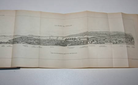ADENIS - De Marseille à Menton 1892 - Gravures, cartes - Photo 2 - livre de collection