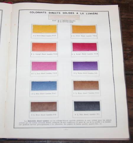 HOFMANN (Carl). Traité pratique de la fabrication du papier. 3e partie : Collage - charge - coloration des pâtes à papier, livre rare du XXe siècle