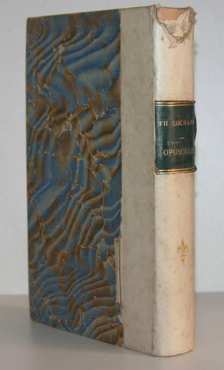 COCHARD (Abbé Th.). Recueil de travaux de l'abbé Cochard