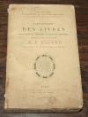 [Provence] Les livres de M. Rouard bibliothécaire d Aix - 1879 - Photo 1, livre rare du XIXe siècle