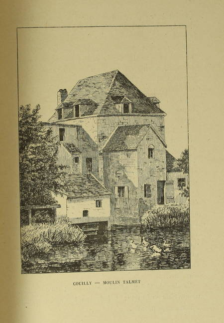 [BRIE] HUSSON - La vallée du Grand Morin - Esbly à Mortcerf - 1893 - Photo 3 - livre de bibliophilie