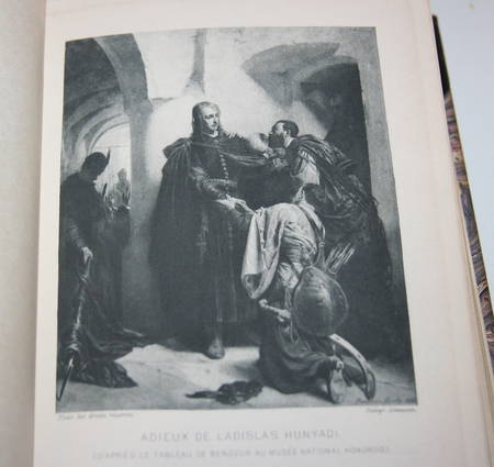 SAYOUS - Histoire générale des hongrois - 1900 - Relié - Photo 1 - livre d'occasion