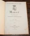 Paul Fassy - Marat. Sa mort, ses véritables funérailles - 1867 - Photo 0, livre rare du XIXe siècle