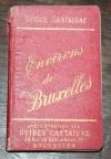 Environs de Bruxelles. Guide Castaigne. 90 Illustrations - Vers 1900 - Photo 1 - livre d occasion