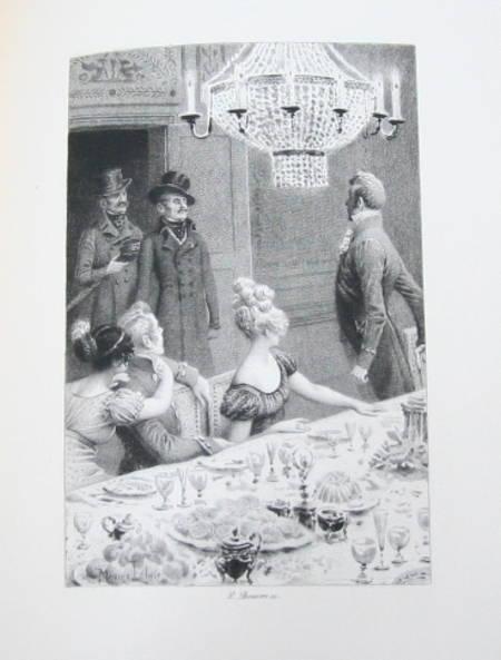 SOREL (Albert). Vieux habits, vieux galons, livre rare du XXe siècle