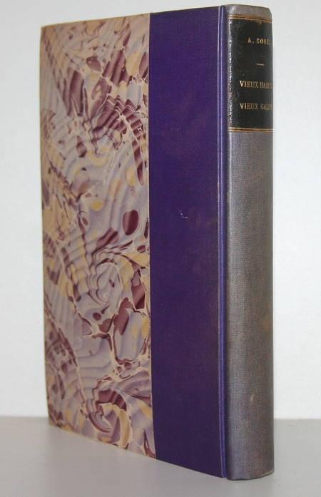 SOREL - Vieux habits, vieux galons 1913 Illustré Leloir - Photo 1 - livre rare