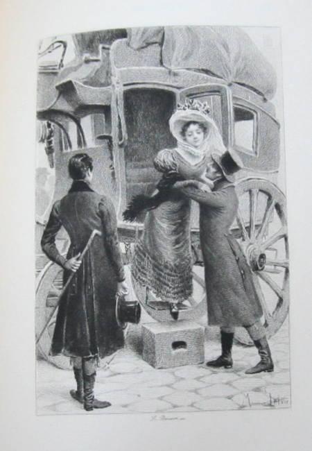 SOREL - Vieux habits, vieux galons 1913 Illustré Leloir - Photo 2 - livre rare