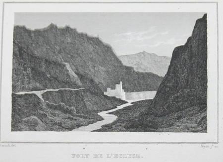 [GIRAULT DE SAINT-FARGEAU] . Guide pittoresque du voyageur en France. 11e livraison : Département de l'Ain