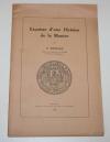 Mesnage - Esquisse d une histoire de la montre - 1948 - Photo 0, livre rare du XXe siècle