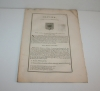 [Noblesse Nivernais] Hozier - Généalogie Olivier à Paris et en Nivernais - 1762 - Photo 0, livre ancien du XVIIIe siècle