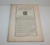 Hozier - Généalogie de Beccarie de Pavie - 1741 - Languedoc - Photo 1, livre ancien du XVIIIe siècle