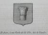 [Noblesse Paris] Hozier - Généalogie de Braque - 1762 - Photo 0, livre ancien du XVIIIe siècle