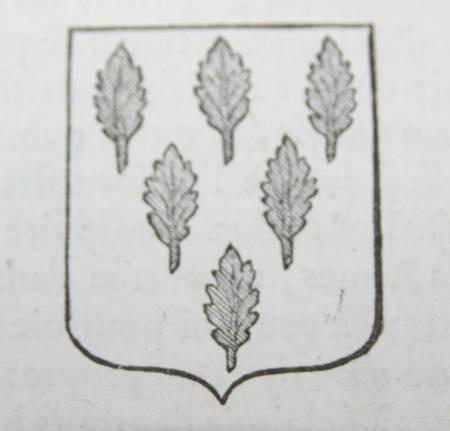 HOZIER (Louis Pierre d') et d'HOZIER DE SERIGNY. Généalogie de la famille de Briqueville-Bretteville en Normandie, livre ancien du XVIIIe siècle