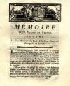 Dauphiné - Mme de Gravier contre le sieur Bérenger 1786 - Photo 0, livre ancien du XVIIIe siècle