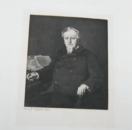 Société histoire de Beaune 1886 - Capitaines - Legoux de la Berchère - Ecrivains - Photo 2 - livre de bibliophilie