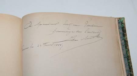 Société histoire de Beaune 1886 - Capitaines - Legoux de la Berchère - Ecrivains - Photo 3 - livre du XIXe siècle