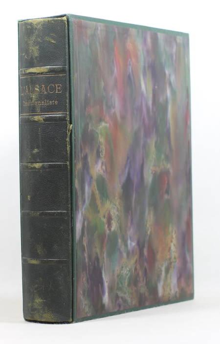 KAUFFMANN - L'Alsace traditionaliste - 1931 - EO - planches en couleurs - Photo 2 - livre d'occasion