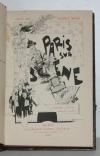 Guy de SAINT MÔR - Paris sur scène. Saison 1886-1887, 1ère année - Photo 0, livre rare du XIXe siècle