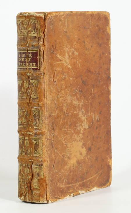 Collet - Histoire abrégée de Saint Vincent de Paul - 1764 - Relié - Photo 1 - livre du XVIIIe siècle