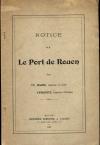 [Normandie] BABIN et COBLENTZ - Notice sur le port de Rouen - 1902 - Photo 0 - livre de bibliophilie