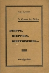 [Normandier] Boudier - Dieppe, Dieppois, Dieppoiseries ... 1951 - Photo 0 - livre du XXe siècle