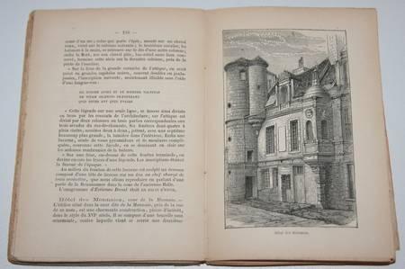 [Normandie] Trebutien - Caen, son histoire, ses monuments ... - 1879 - Photo 1 - livre rare