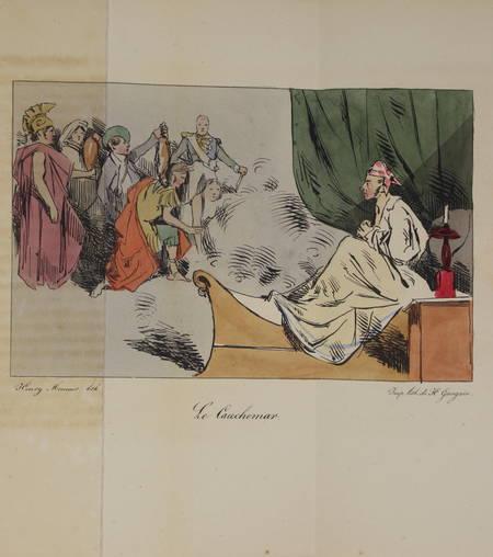 JAL (A.). Esquisses, croquis, pochades où tout ce qu'on voudra sur le salon de 1827