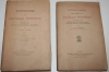 Girardin - Iconographie de Jean-Jacques Rousseau - 2 volumes - Envoi (1908-1910) - Photo 0, livre rare du XXe siècle