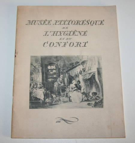Musée pittoresque de l'hygiène et du confort - 1950 - Photo 0 - livre rare