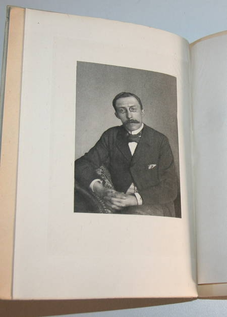 [Fac-simile du Manuscrit] SAMAIN (Charles) - Polyphème - Messein, 1921 - Photo 2 - livre de bibliophilie