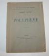 [Fac-simile du Manuscrit] SAMAIN (Charles) - Polyphème - Messein, 1921 - Photo 3, livre rare du XXe siècle