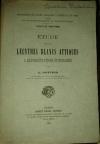 [Grèce] Etude sur les Lécythes blancs attiques à représentations funéraires 1883 - Photo 1, livre rare du XIXe siècle