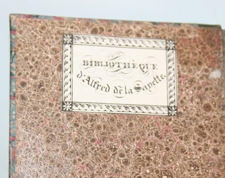 Montbe -Dernière époque de l'histoire de Charles X, voyages, maladie - 1836 - Photo 2 - livre d'occasion