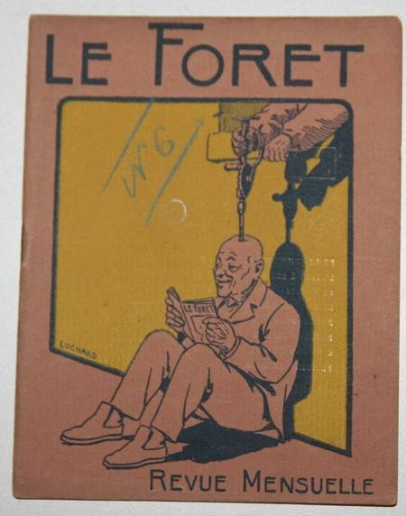 . Le Foret [Revue de Quincaillerie], livre rare du XXe siècle