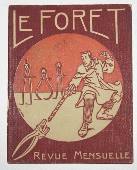 [Humour] Le Foret. Revue de Quincaillerie. 17 volumes - Illustrés - Photo 2, livre rare du XXe siècle