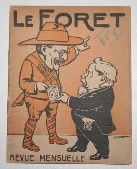 [Humour] Le Foret. Revue de Quincaillerie. 17 volumes - Illustrés - Photo 3 - livre moderne