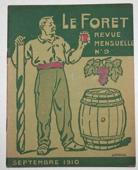 [Humour] Le Foret. Revue de Quincaillerie. 17 volumes - Illustrés - Photo 5, livre rare du XXe siècle