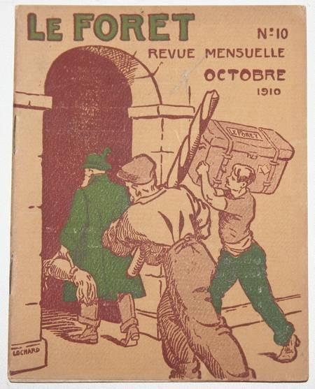[Humour] Le Foret. Revue de Quincaillerie. 17 volumes - Illustrés - Photo 6, livre rare du XXe siècle