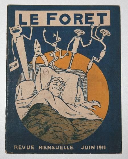 [Humour] Le Foret. Revue de Quincaillerie. 17 volumes - Illustrés - Photo 8 - livre moderne