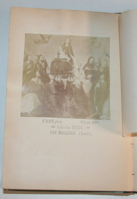 Catalogue de la vente de Mathieu Neven, Cologne 1879 - Illustré de photographies - Photo 0 - livre rare