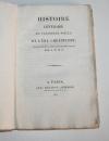 BERINGTON - Histoire littéraire du treizième siècle - 1821 - Photo 0, livre rare du XIXe siècle