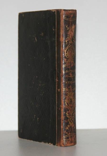 VIGNY (Alfred de). Stello. Les consultations du docteur Noir (Première consultation), livre rare du XIXe siècle