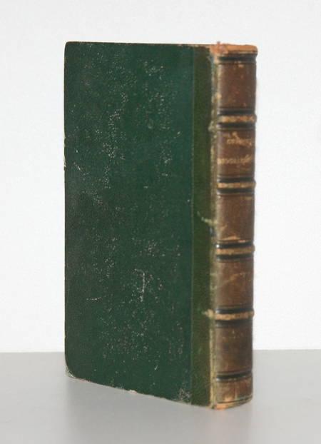 LALANNE (Ludovic) - Curiosités biographiques - 1846 - Relié - Photo 0 - livre de bibliophilie