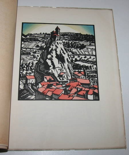 [Gravure sur bois] Marcel Gaillard. Premiers Essais xylographiques - 1919 - Photo 2 - livre rare