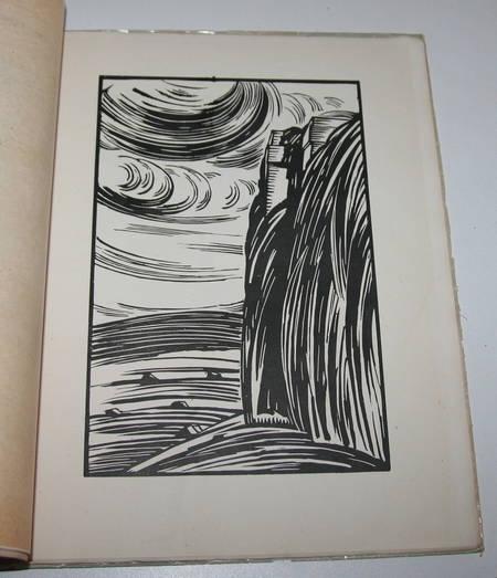 [Gravure sur bois] Marcel Gaillard. Premiers Essais xylographiques - 1919 - Photo 3 - livre du XXe siècle