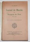 RIOTOR (Léon). Journal de marche d'un bourgeois de Paris. 1914-1919