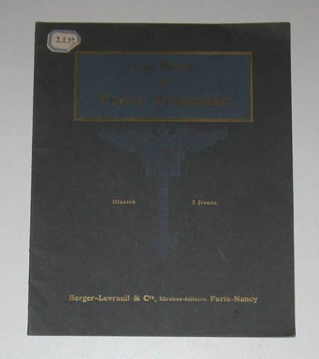 VOLANE (Jean) - Terre vivaraise - 1910 - Envoi de l auteur - Photo 1, livre rare du XXe siècle