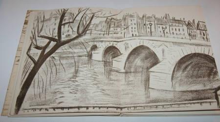 [Paris] CHAMPIGNEULLE - Les deux îles - Lithographies de Jacques Boussard - Photo 0 - livre rare